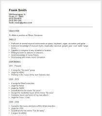 ... How To Compose A Resume Composer Resume ...