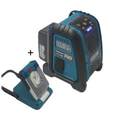 Makita Work Light 18v 6 0ah Bl1860 Lithium Battery With Cordlessbluetooth Job Site