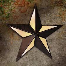 lofty design ideas rustic star wall decor small home inspiration cool metal stars walls shining