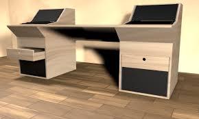 studio-desk-short Building a modular desk, how does it look ?
