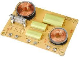 2 way speaker box design schematic design 2 way passive speaker crossover circuit
