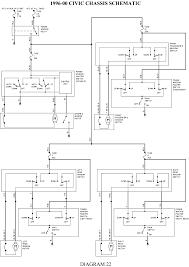 1996 honda civic wiring diagram efcaviation com and 99 94 accord radio