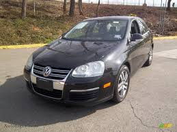 2006 Volkswagen Jetta 2.5 Sedan in Black - 626775 | Auto Jäger ...