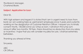 Formal Covering Letter Format Formatting A Loan Application Letter With Sample Letters