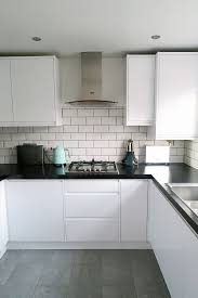 Wickes Kitchen Flooring Our New Kitchen Which We Designed With Wickes I Love The White