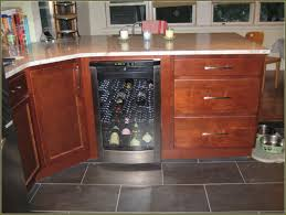 Cabinet With Wine Cooler Wine Cabinet Cooler Furniture Home Design Ideas
