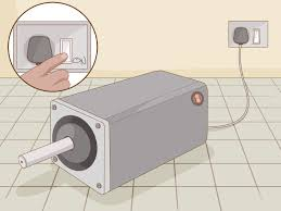 how to rewind an electric motor