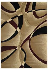 united weavers contours 510 21334 contemporary area rugs by rugs done right