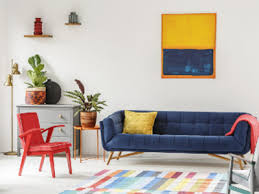 Farben machen einen raum gemütlich oder können ihn größer wirken lassen. Farbgestaltung Im Wohnzimmer Beispiele Tipps Furnerama
