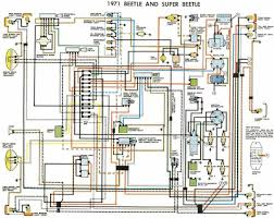 wiring diagram for 1971 vw beetle the wiring diagram vw beetle and super beetle 1971 electrical wiring diagram all wiring diagram