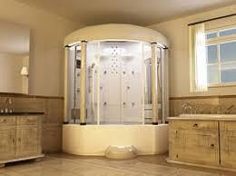 bathroom corner shower ideas Corner Shower Stall With Their