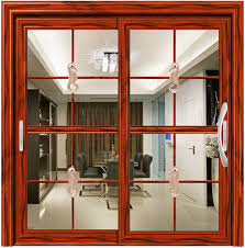 aluminum sliding glass door system with diffe design