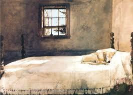 Attractive Andrew Wyeth Master Bedroom Art Print