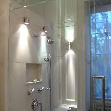 Walk in shower lighting Lighting Ideas Shower Can Light Inspiration Bathroom Lights Over Shower Decorating Walk In Shower Lighting Ideas Digitalvelocityinfo Shower Can Light Digitalvelocityinfo