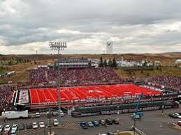 Eastern Washington Football Seating Chart Roos Field Wikipedia
