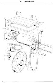 cb sohc diagrams starting motor parts 1