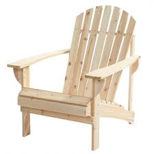 chair kits. unfinished wood patio adirondack chair-11061-1 - the home depot with regard to chair kits