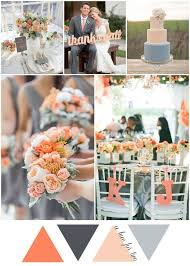 peach wedding colors. Peach and Grey Rustic Country Wedding Colour Scheme Wedding Blog