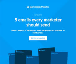 email newsletter strategy why email marketing benefits of email marketing campaign monitor