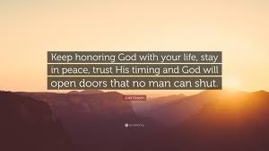 joel os e keep honoring with your life stay in peace