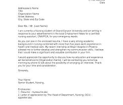 Captivating Resume Cover Letter Samples Nursing Assistant For New