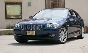 BMW Convertible 2012 bmw 550i xdrive review : 2011 BMW 550i | Instrumented Test | Car and Driver