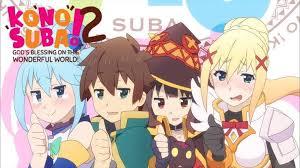ani one asia to stream konosuba anime