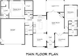 Oakley G Dual Master Suite House Plan  Schumacher HomesDual Master Suite Home Plans