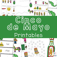 Our cinco de mayo colouring pages help teach about the festival. Cinco De Mayo Printable Pack Fun With Mama