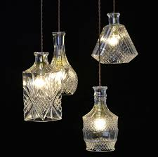 ornate lighting. European Creative Design Modern Ornate Carved Glass Bottle Carve Light Pendant Lights Bar E27 Wire Hanging Lighting D