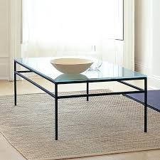 metal and glass coffee table amazing iron and glass coffee table glasetal coffee tables
