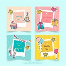 Card Bday Birthday Card Vectors Photos And Psd Files Free Download