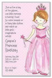 Kids Tea Party Invitation Wording Princess Girl Birthday Party Invitations 15785 Lyla Maes 4th