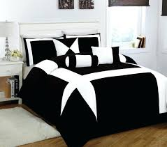 lovely black and white comforters home design black white comforters sets queen