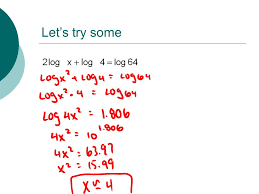 22 solving exponential equations with a graphing calculator 1 type two equations into y solution 2 0408 2 graph suggest zoom fit 0 especially for