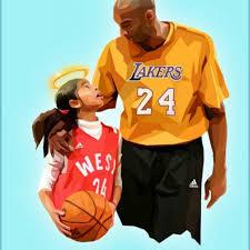 Kobe and Gigi Bryant wallpaper in 10 ...