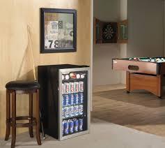 glass front refrigerators fresh magic chef dual zone wine and beverage cooler glass door