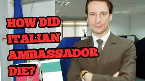 HOW DID LUCA ATTANASIO ,ITALIAN AMBASSADOR TO THE DEMOCRATIC REPUBLIC OF  CONGO (DRC), DIE? - YouTube