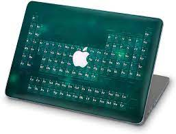 Amazon.com: Durable Laptop Case Art Designed Protective Cover for MacBook  Laptop Science Biology IT Modern Hard Case (Air 13 (A1369 & A1466),  Periodic Table Chemistry) : Electronics