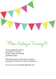 Free Templates For Invitations Birthday