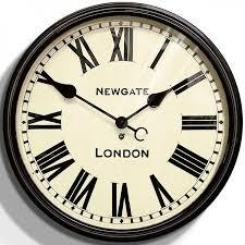 newgate clocks red candy