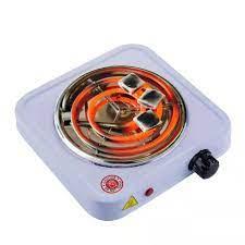 Bếp điện mini 1000w-Bếp Điện Đơn 1000w - Bếp Điện Không Kén Nồi Nấu Siêu  Tiết Kiệm giá cạnh tranh
