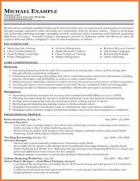 Example Of Chronological Resume. Chronological Resume Template ...