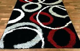 black gray rug red area rugs ideas and white furniture teal grey green within throw with for