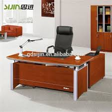 office table wood. L Shaped Office Executive Table Designs,Luxury Wood M