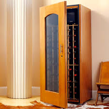 Le Cache Wine Cabinet Natural Contemporary Credenza Popular Contemporary Credenza