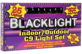 blacklight string set