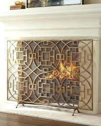 free standing fireplace screen furniture free