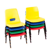 stackable plastic chairs. KM P3 Stacking Chair Stackable Plastic Chairs L