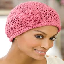 Redheart Free Crochet Patterns Mesmerizing Chemo Cap Red Heart